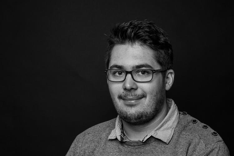 Clément Fatisson ingénieur projet machine spéciale chez Mecaconcept
