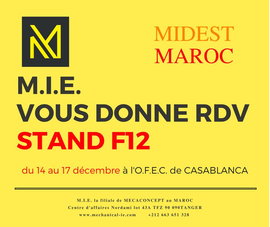 M.I.E. au MIDEST