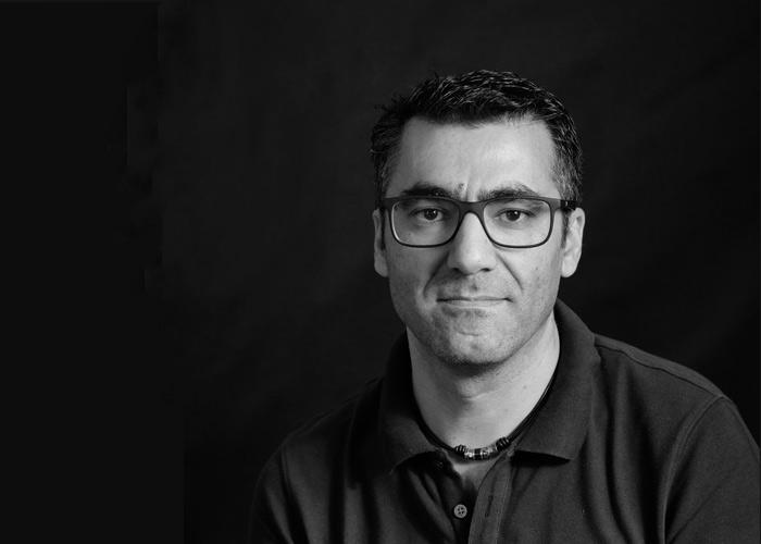 Aydin Kumarci, responsable vision industrielle chez Mecaconcept