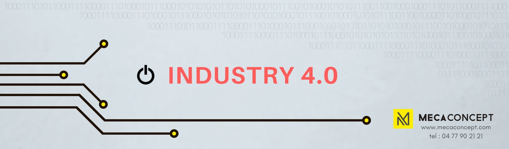 industry 4.0 by mecaconcept