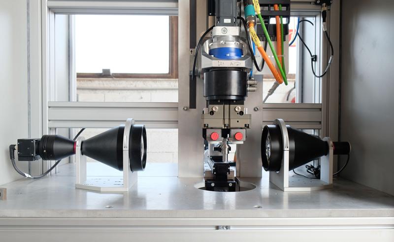 réalisation de banc de mesures automatisées par Mecaconcept - offreur de solution usine du futur