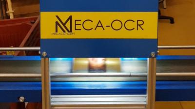 MECA-OCR une solution sur mesure de reconnaissance automatisée de caractères développée par MECACONCEPT