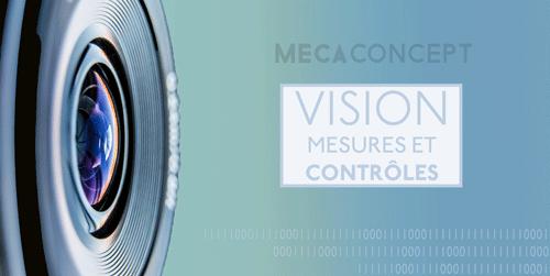 Vision Solutions, Measurements and Controls Mecaconcept Rhone Alpes