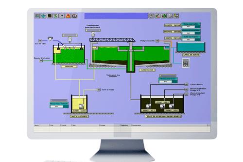 Mecaconcept intégrateur en solutions de supervision Wonderware