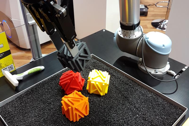 guidage robot par vision 3D - Mecaconcept, intégrateur robotique en Auvergne Rhone Alpes
