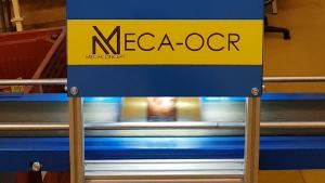 contrôle par vision industrielle / marquage OCR - Mecaconcept  région Lyon