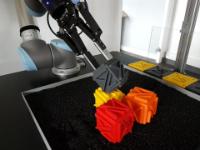 dévracage et guider un robot par vision industrielle - Mecaconcept à Saint Etienne