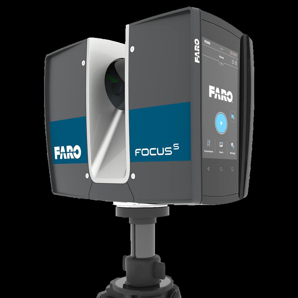 Faro focus S70 pour vos relevés de scan 3D par mecaconcept