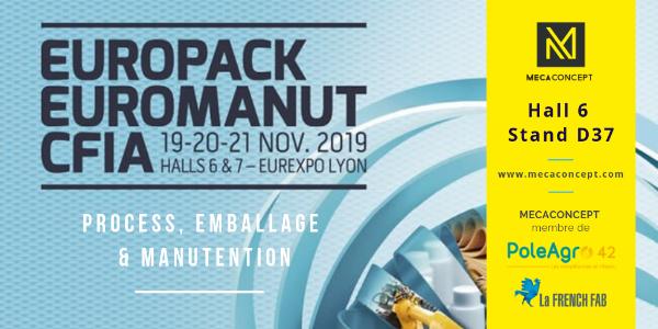 mecaconcept à Euromanut 2019