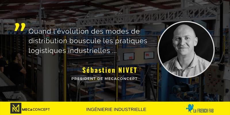 Industriels : comment optimiser vos process logistiques pour gagner en flexiblité et productivité ? Mecaconcept
