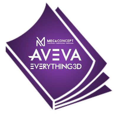 catalogue de formation AVEVA E3D par Mecaconcept